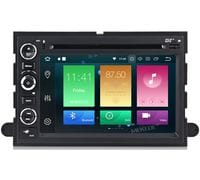 CarMedia MKD-7014-P5-8 Ford Explorer. Expedition, Mustang, Edge, F-150 на Android 9.1