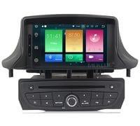 CarMedia MKD-7237-P5-8 Renault Megane III, Fluence I 2009-2016 на Android 9.1