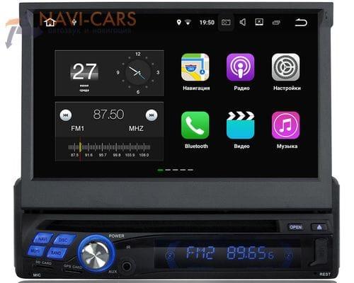 Магнитола 1 din Android 7 (CarMedia KD-8600-P3-7)