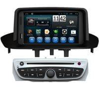 CarMedia KR-7084-T8 Renault Megane III, Fluence I 2009-2016 на Android 9.1