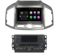Штатная магнитола Chevrolet Captiva Android 7 (CarMedia KD-8406-P3-7)