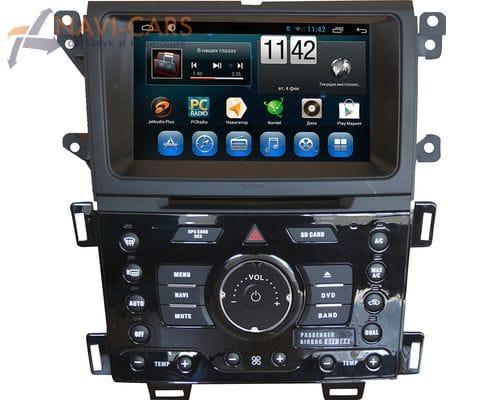 CarMedia KR-8065-T8 Ford Edge I 2013-2015 на Android 9.1