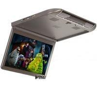 Потолочный монитор 13.3 дюйма серый (ERGO ER13S)