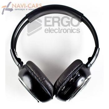 Беспроводные ИК стерео наушники ERGO ER901 IR (двухканальные)
