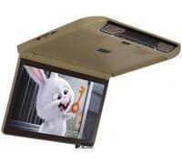 Потолочный монитор 13.3 дюйма бежевый (ERGO ER13S)
