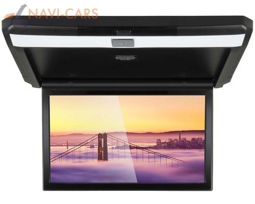 Потолочный монитор 13.3 дюйма черный (FarCar Z004)