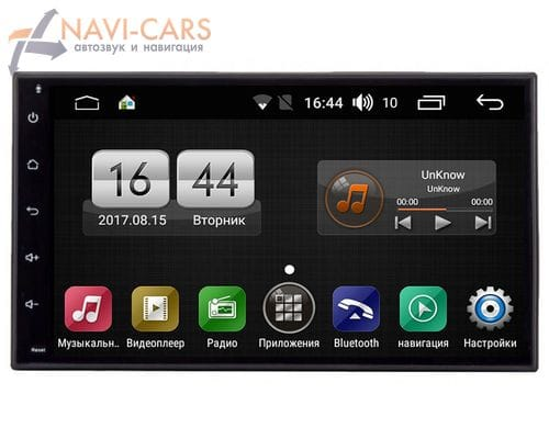 2 DIN FarCar s185 на Android 8.1 (LY832)