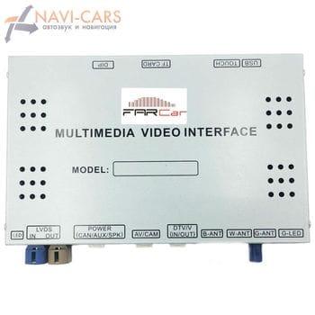 Мультимедийный навигационный блок FarCar FC-LT-3L для Lexus