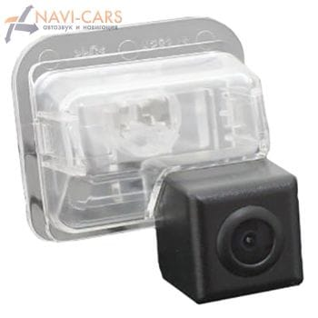 Камера заднего вида Mazda CX-5, CX-7, CX-9, 6 (GH) универсал, 6 (GG) седан (cam-036)