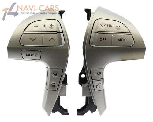 Кнопки на руле для Toyota Highlander, Camry
