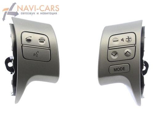 Кнопки на руле для Toyota Corolla
