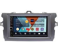 Toyota Corolla X 2006-2013 (темно-серая) Wide Media WM-VS7A706NB-1/16-RP-TYCV14Xc-11 Android 7.1.2