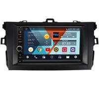 Toyota Corolla X 2006-2013 Wide Media WM-VS7A706NB-1/16-RP-TYCV14XB-47 Android 7.1.2