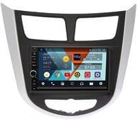 Hyundai Solaris I 2011-2017 Wide Media WM-VS7A706NB-1/16-RP-HDSL-19 Android 7.1.2