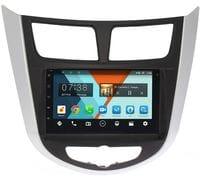 Hyundai Solaris I 2011-2017 Wide Media MT7001-RP-HDSL-19 на Android 6.0.1