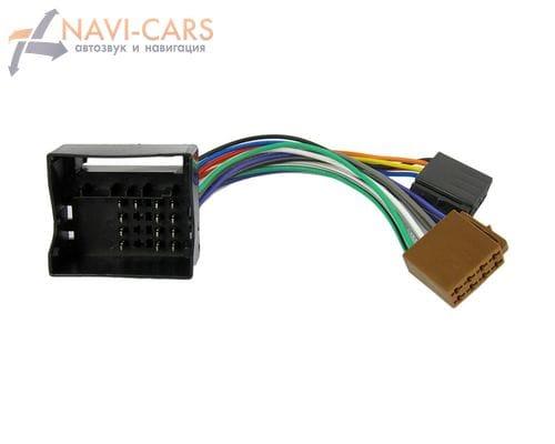 ISO-коннектор Intro VW-03 FO-05 BM-01 BMW / Volkswagen / Skoda / Ford / Opel