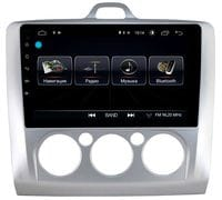 Ford Focus II 2005-2011 (без климата) LeTrun 1885-2908 на Android 9.1 MTK-L 2Gb/32Gb