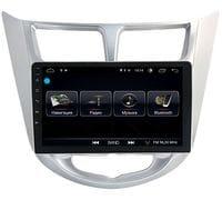 Hyundai Solaris I 2011-2017 LeTrun 1915 на Android 8.0.1 MTK-L 1Gb