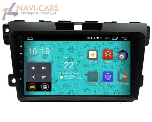 Parafar 4G/LTE для Mazda CX-7 I 2006-2012 поддержка BOSE на Android 8.1.0 (PF097XHD)