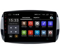 Parafar 4G/LTE для Smart Fortwo III, Forfour II 2014-2019 без DVD на Android 7.1.1 (PF214)