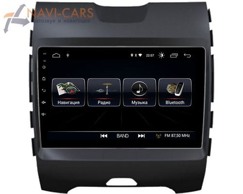 Roximo S10 RS-1712 для Ford Edge II 2015-2018 на Android 10