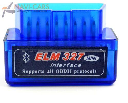 OBD2 v1.5 диагностический адаптер ELM327