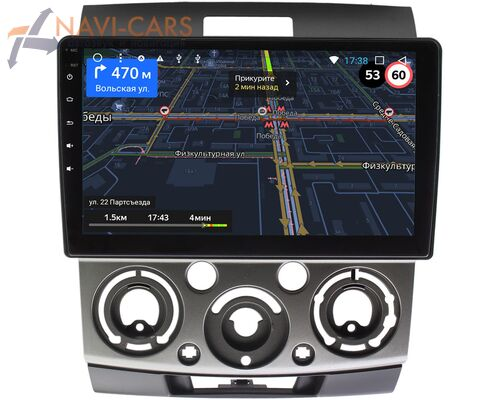 Ford Ranger II 2006-2012 LeTrun 3151-9139 на Android 9 (4G DSP 2/32 IPS)