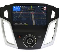 Ford Focus III 2011-2018 (тип 3) OEM RS9-9347 на Android 9