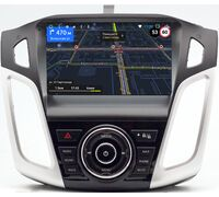 Ford Focus III 2011-2018 (тип 2) OEM RS9-815 на Android 9