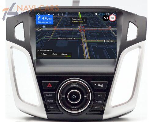 Ford Focus III 2011-2018 (тип 2) OEM RK9-815 на Android 9