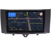 Smart Fortwo II 2011-2015 OEM RS9-9251 на Android 9