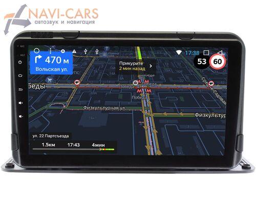 2 DIN 9 дюймов OEM GT9-MFBUN2 2/16 Android 8.1