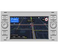 Ford Focus, C-Max, S-Max, Fiesta, Fusion, Mondeo, Transit, Kuga OEM RS140s на Android 9