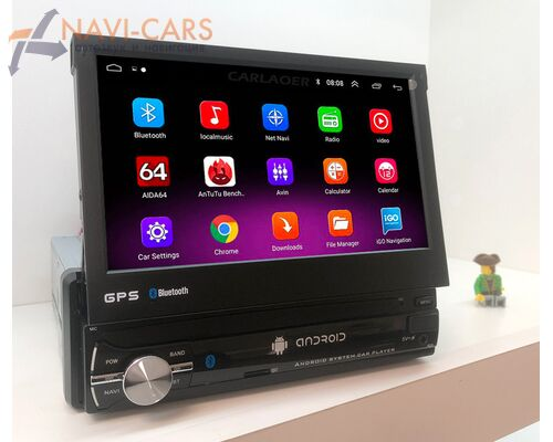 1 DIN OEM GT001 на Android 10