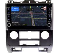 Ford Escape II 2007-2012 (черная) OEM BRK9-9279 1/16 на Android 9