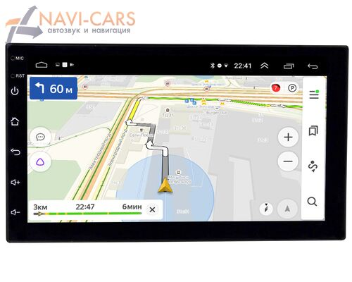 2 DIN OEM GT7 2/16 на Android 8.1