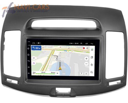 Hyundai Elantra IV (HD) 2006-2011 (серая) OEM 2/16 на Android 10 (GT7-RP-11-065-235)