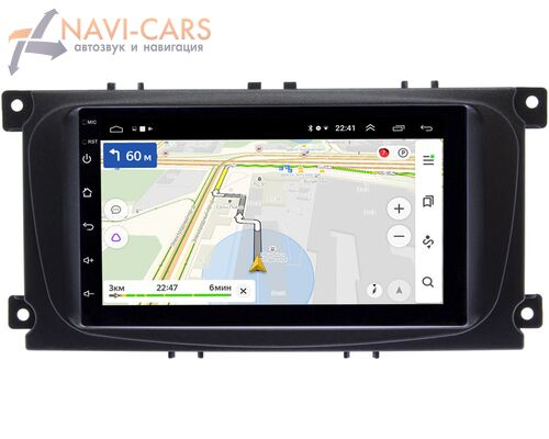 Ford Focus, C-Max, Mondeo 2008-2011 OEM 2/16 на Android 8.1 (GT7-RP-FRCM-162)