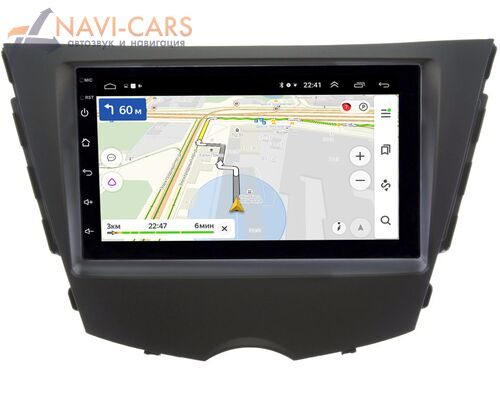 Hyundai Veloster I 2011-2016 OEM 2/16 на Android 8.1 (GT7-RP-HDVL-108)