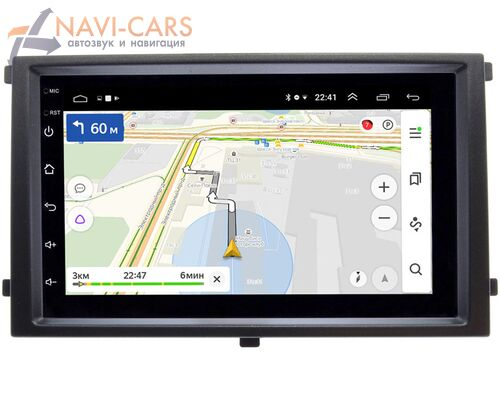 SsangYong Rexton II 2007-2012 OEM 2/16 на Android 8.1 (GT7-RP-SYRX-171)