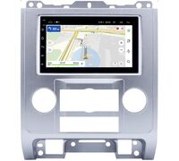 Ford Escape II 2007-2012 (серебро) OEM на Android 9 (RS7-RP-11-682-242)