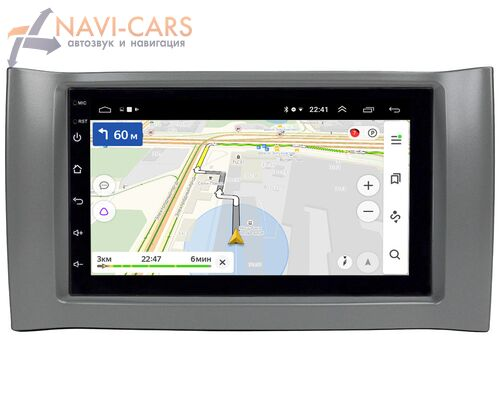 Chery Kimo (A1) 2007-2013 OEM 2/16 на Android 8.1 (GT7-RP-CHKM-36)