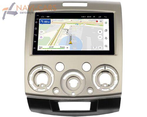 Ford Ranger II 2006-2012 (золотистый) OEM 2/16 на Android 10 (GT7-RP-11-417-234)