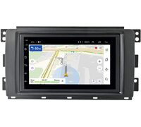Smart Forfour 2004-2006, Fortwo II 2007-2011 OEM на Android 9 (RS7-RP-11-260-198)