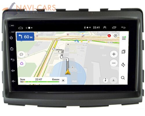 SsangYong Stavic, Rodius 2013-2018 OEM 2/16 на Android 8.1 (GT7-RP-SYRD-15)