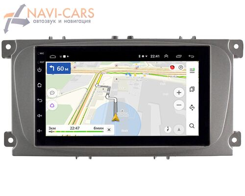 Ford Focus, C-Max, Mondeo OEM 2/16 на Android 8.1 (GT7-RP-FRCMD-54)