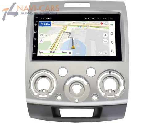 Ford Ranger II 2006-2012 OEM 2/16 на Android 8.1 (GT7-RP-MZBT50-148)