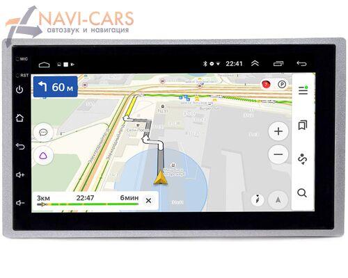 Honda Universal серебро OEM 2/16 на Android 10 (GT7-RP-HNUNDS-276)