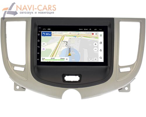 Chery M11 (A3) 2013-2016 OEM 2/16 на Android 8.1 (GT7-RP-CH11-189)