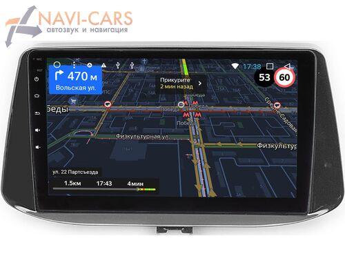 Hyundai i30 III 2017-2018 OEM GT9-071 2/16 на Android 10.1